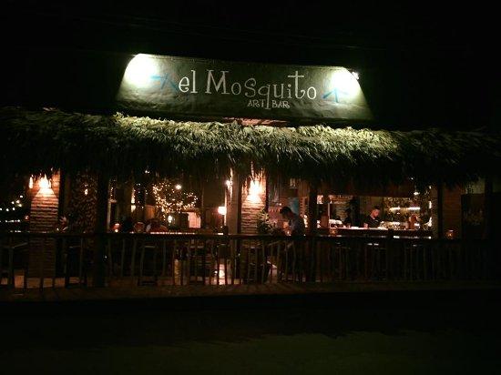 El Mosquito Art Bar