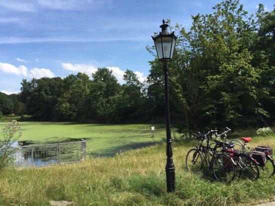 Wegberg, Almanya: Kleiner See nebenan