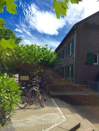 Wegberg, Almanya: Die Mühle