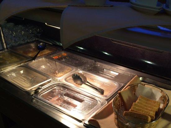 Park Hotel: Завтрак