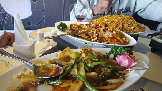 Chinese Manor House: My Mains Yummy