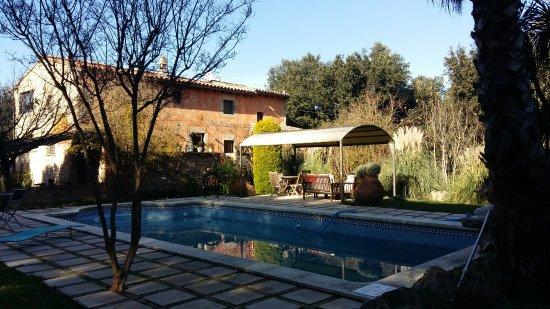 Serinyà, España: Casa Rural .preciosa
