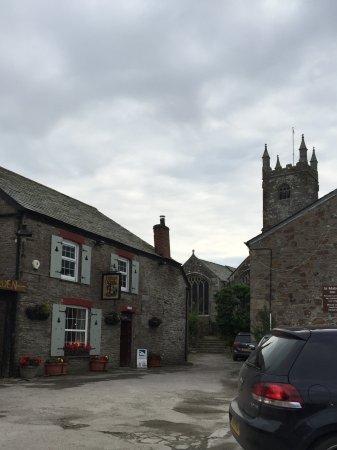 St. Mabyn, UK: Exterior