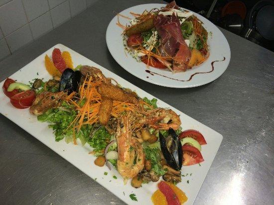 Restaurant le skipper dans saint mandrier sur mer for Restaurant st mandrier