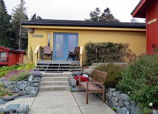 Cottages at Little River Cove: Mendocino cottage