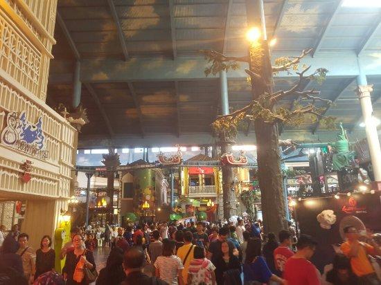Genting Highlands Theme Park: Taman Hiburan Genting Highlands