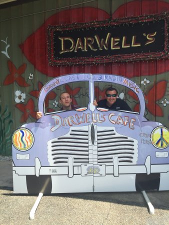 Long Beach, Mississippi: Darwell's Cafe