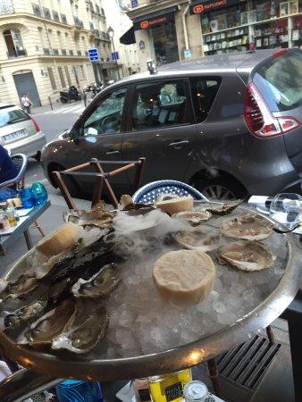 Le Bar a Huitres Saint-Germain