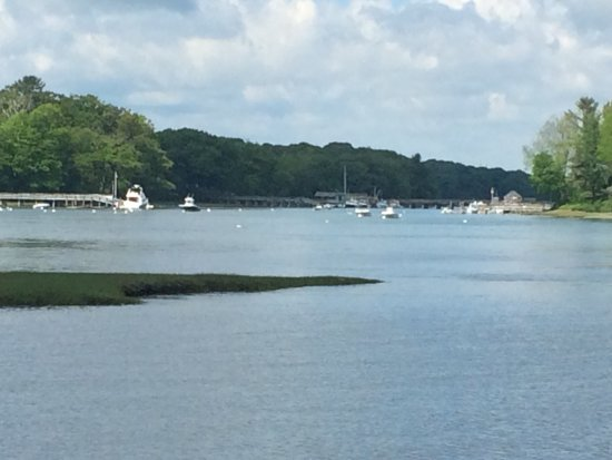 York Harbor, ME: Another view from trail