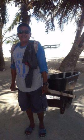 Caye Caulker, Belize: Yeah!