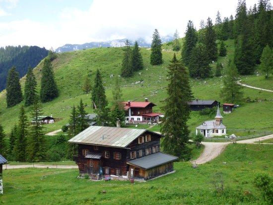 Kaindl Hütte