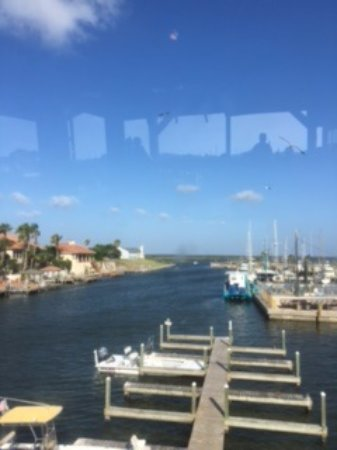 Aransas Pass, TX: bay view