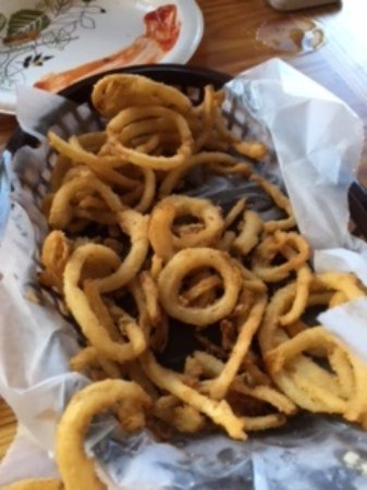 Mickey's Bar and Grill: Onion Strings