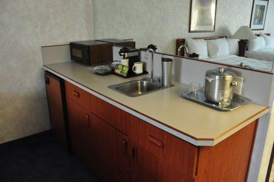 Shilo Inn Suites Hotel - Klamath Falls: Room 304