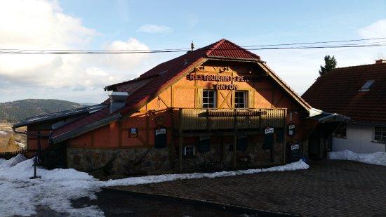 Jachymov, República Checa: Das Haupthaus