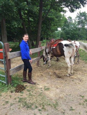 Princeton, ماساتشوستس: Had a great day at Cornerstone Ranch