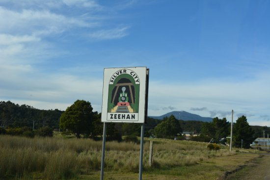 Zeehan - Silver City - once home to over 20 pubs!