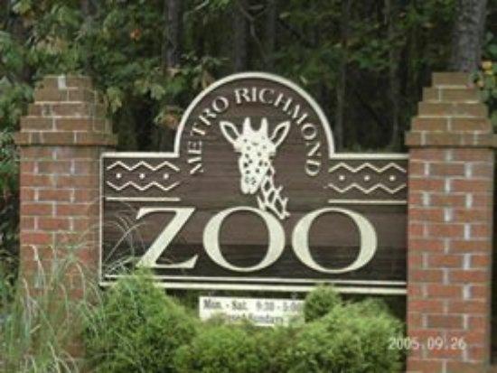 Moseley, VA: Richmond Metro Zoo