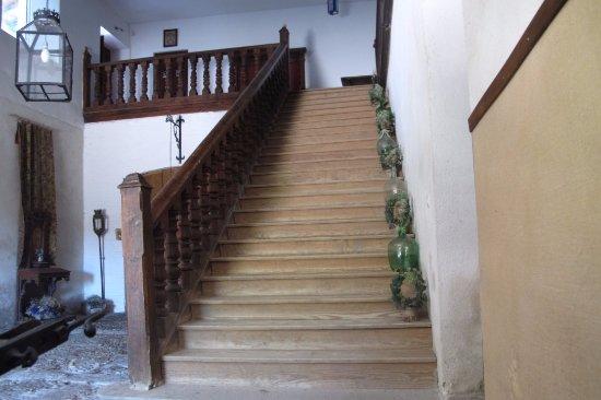Palacio de Hoyuelos: Entrada