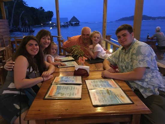 Carenero Island, Panama: The whole family enjoyed this place!  From Pa