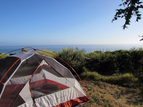 Kirk Creek Campground: Site 009
