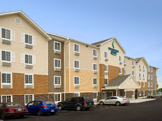 Woodspring suites chicago romeoville il omd men och for Nice hotels downtown chicago