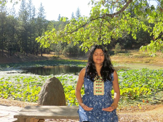Nevada City, Califórnia: meditation is the key to happiness