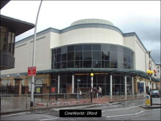 Cineworld Ilford I-Scene