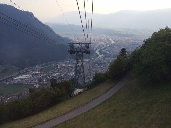 Funivia Renon : Heading back to Bolzano