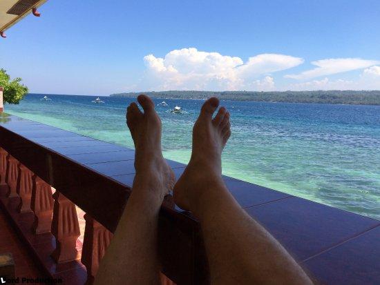 Kaputian Beach, Φιλιππίνες: So relaxing!