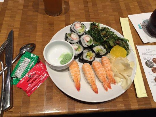 The Buffet at Aria : sushi