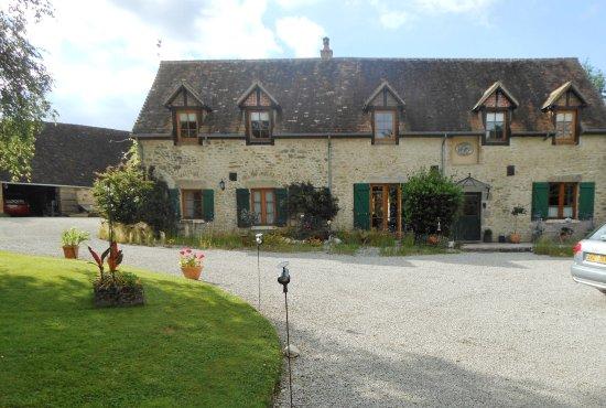 Ancinnes, Francia: The house