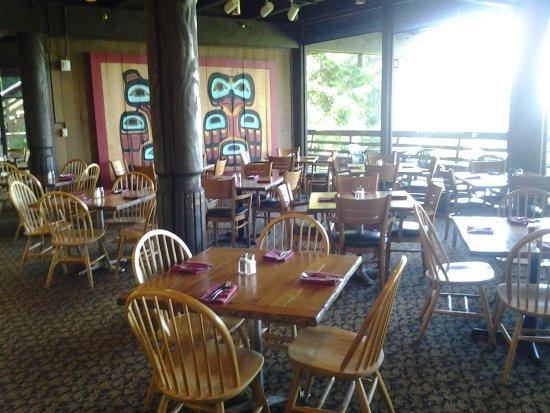 Black Diamond Grill: Black Diamond Restaurant dinning room