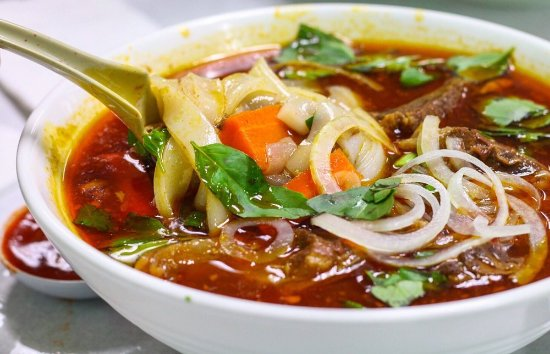 Milpitas, CA: BEEF STEW WITH THICH NOODLE
