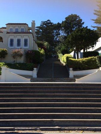 Grand Pacheco Stairway