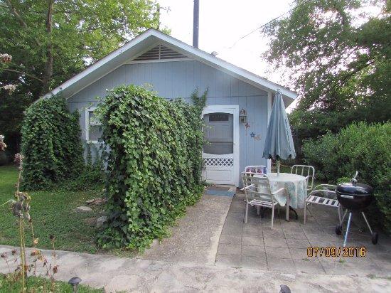 Bandit's Hideaway: cottage