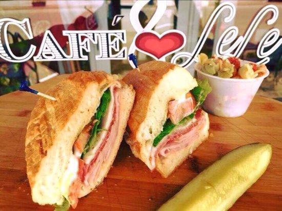 Colquitt, GA: Cafe Lele