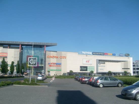 Galeria Jurajska Shopping Mall