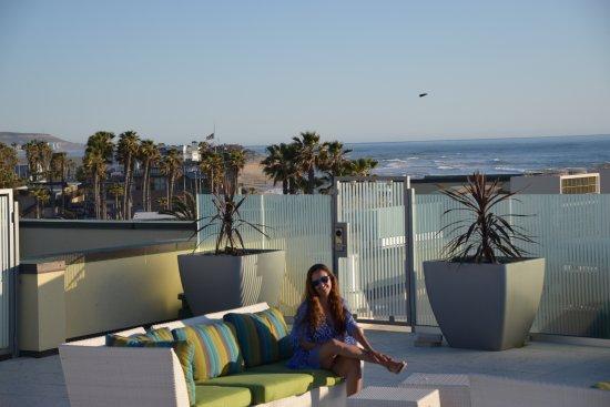 Imperial Beach, CA: Nice rooftop deck.