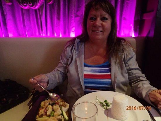 Navan, Irlanda: THAI CHICKEN WITH GINGER & CHILLI