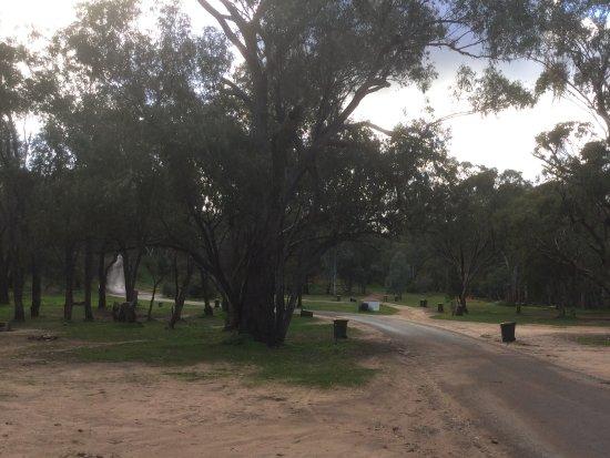 Melrose, Australia: Unpowered area