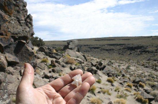 Province of Rio Negro, Argentina: uno de los secretos de Somuncura