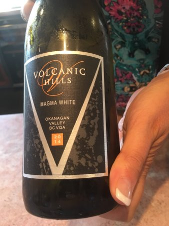 West Kelowna, Canada: Volcanic Hills Estate Winery