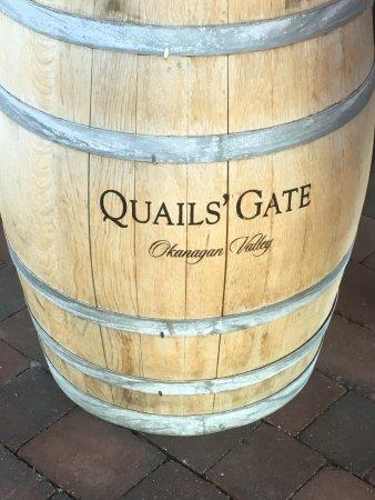 West Kelowna, Canada: Quails' Gate Winery