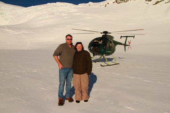 Fox Glacier foto