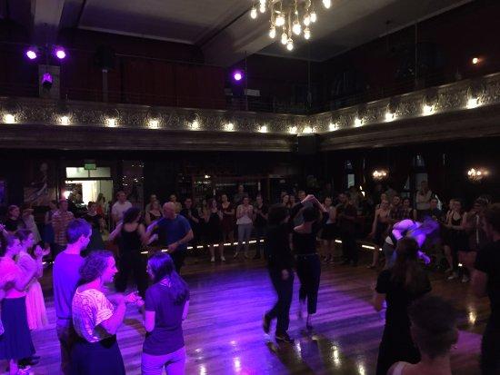Swing Dance Speed datant