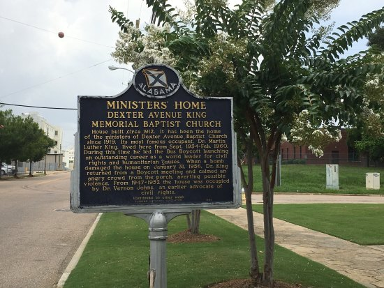 Dexter Parsonage Museum - Dr. Martin Luther King home: photo0.jpg