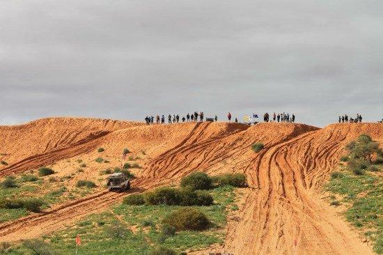 Miles, Австралия: The crimson sand