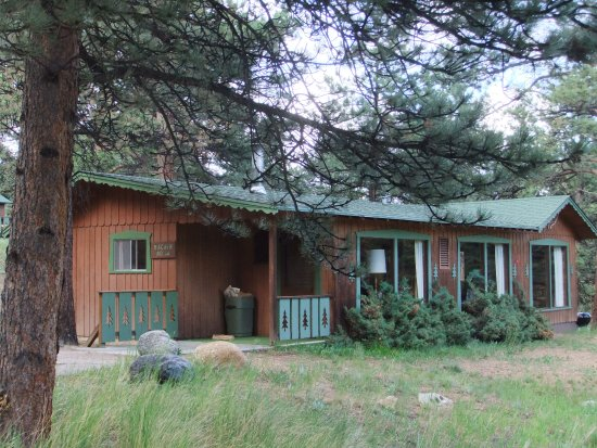 Machin's Cottages in the Pines: Cabin #14