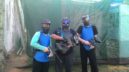 Catanduva, SP: Strike Field Paintball